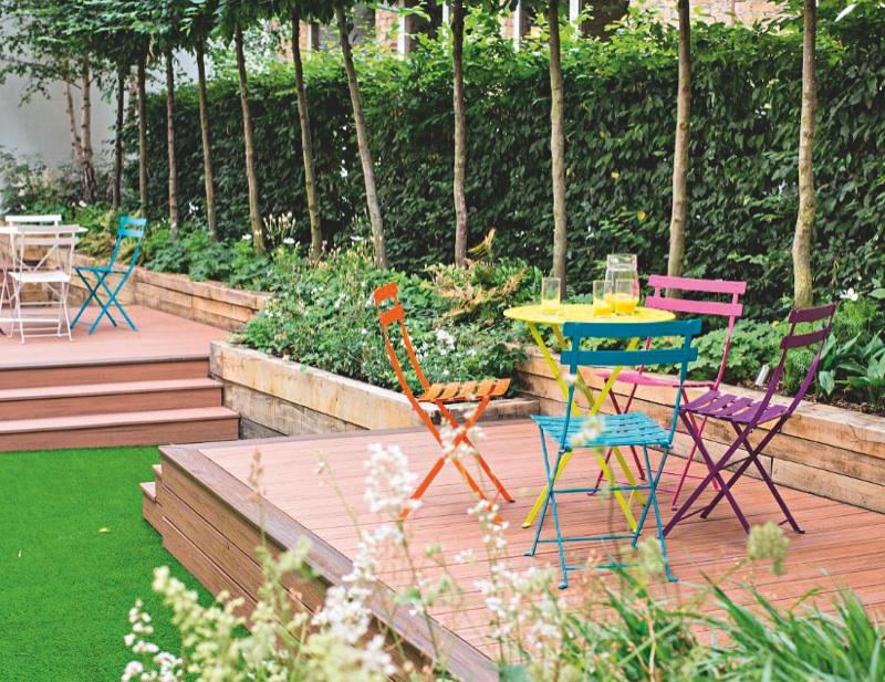 wpc dielen sind umweltfreundlich lange haltbar und pflegeleicht. Black Bedroom Furniture Sets. Home Design Ideas
