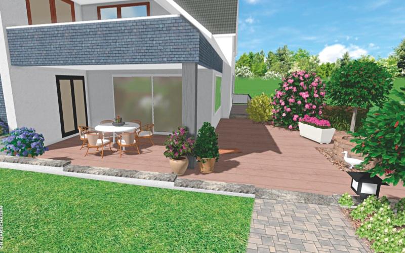 Bei thilo und barbara garschagen ist die zukunft schon for Gartengestaltung 3d