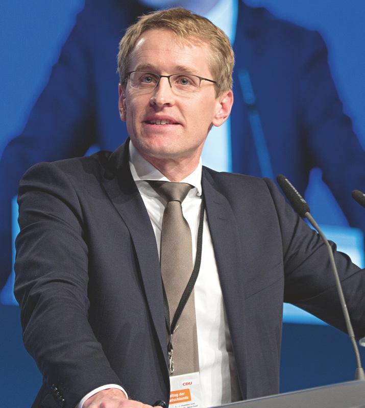 Schleswig Holstein Ministerpräsident