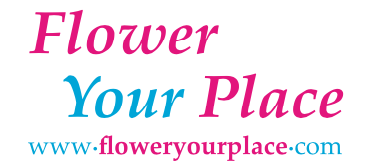 Flower your Place Logo